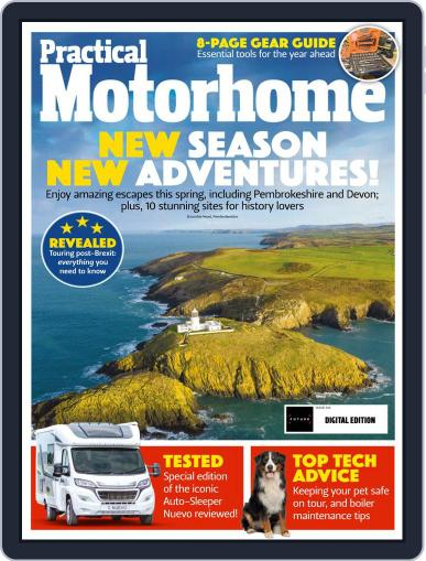 Practical Motorhome (Digital) May 1st, 2021 Issue Cover