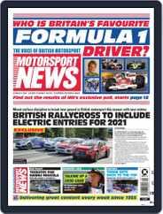 Motorsport News (Digital) Subscription March 4th, 2021 Issue