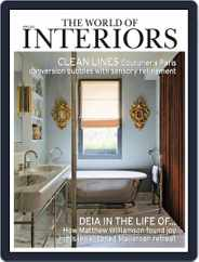 The World of Interiors (Digital) Subscription April 1st, 2021 Issue