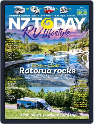 RV Travel Lifestyle (Digital) March 1st, 2021 Issue Cover