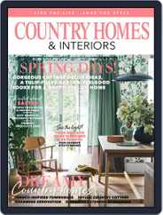 Country Homes & Interiors (Digital) Subscription April 1st, 2021 Issue