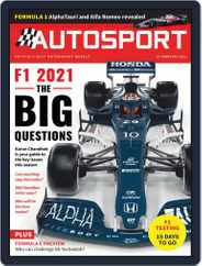 Autosport (Digital) Subscription February 25th, 2021 Issue