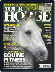 Your Horse (Digital) Subscription March 1st, 2021 Issue