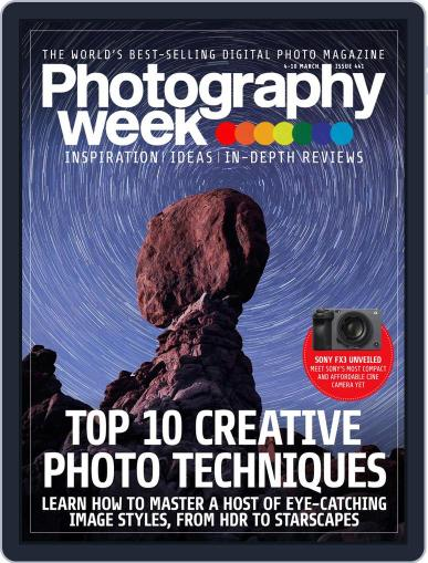 Photography Week (Digital) March 4th, 2021 Issue Cover