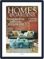 Homes & Gardens (Digital) Subscription April 1st, 2021 Issue