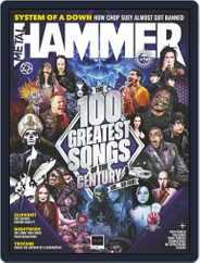 Metal Hammer UK (Digital) Subscription April 1st, 2021 Issue