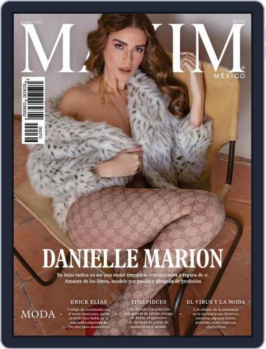 Maxim México (Digital) March 1st, 2021 Issue Cover