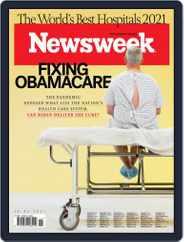 Newsweek International (Digital) Subscription March 12th, 2021 Issue