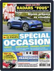 Auto Plus France (Digital) Subscription March 5th, 2021 Issue