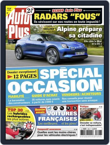 Auto Plus France (Digital) March 5th, 2021 Issue Cover