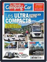 Le Monde Du Camping-car (Digital) Subscription April 1st, 2021 Issue