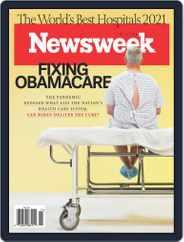Newsweek (Digital) Subscription March 12th, 2021 Issue