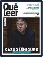 Que Leer (Digital) Subscription March 1st, 2021 Issue