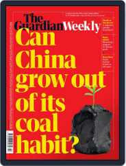 Guardian Weekly Magazine (Digital) Subscription October 22nd, 2021 Issue