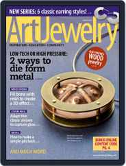 Art Jewelry (Digital) Subscription January 1st, 2015 Issue