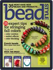 Bead Style (Digital) Subscription September 21st, 2013 Issue