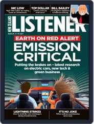 New Zealand Listener (Digital) Subscription March 13th, 2021 Issue