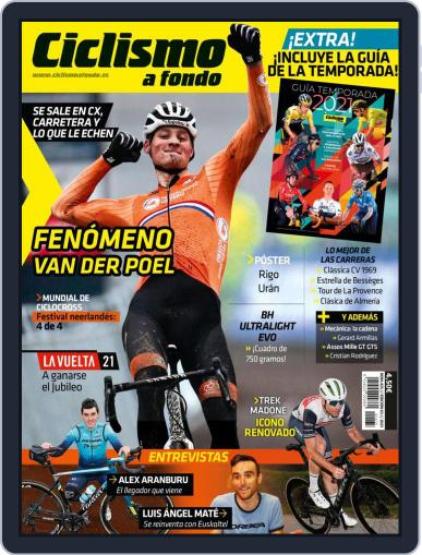 Ciclismo A Fondo (Digital) March 1st, 2021 Issue Cover