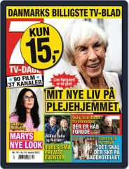 7 TV-Dage (Digital) Subscription March 8th, 2021 Issue