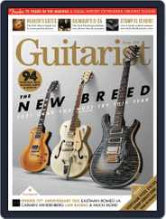 Guitarist (Digital) Subscription April 1st, 2021 Issue