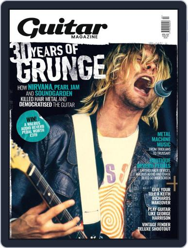 Guitar (Digital) April 1st, 2021 Issue Cover