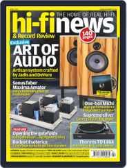 Hi Fi News (Digital) Subscription April 1st, 2021 Issue
