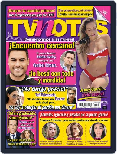 TvNotas (Digital) March 9th, 2021 Issue Cover