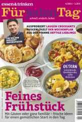 essen&trinken für jeden Tag (Digital) Subscription April 1st, 2021 Issue