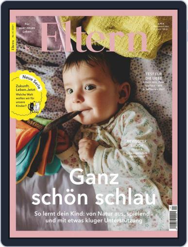 Eltern April 1st, 2021 Digital Back Issue Cover