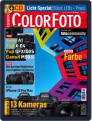 Colorfoto (Digital) Subscription April 1st, 2021 Issue