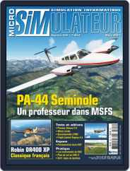 Micro Simulateur (Digital) Subscription March 1st, 2021 Issue