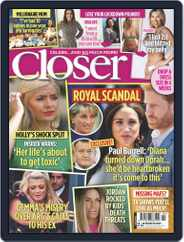 Closer (Digital) Subscription March 13th, 2021 Issue