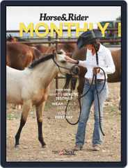 Horse & Rider (Digital) Subscription March 1st, 2021 Issue
