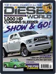 Diesel World (Digital) Subscription May 1st, 2021 Issue