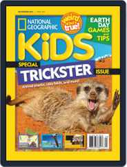 National Geographic Kids (Digital) Subscription April 1st, 2021 Issue