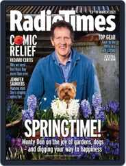 Radio Times (Digital) Subscription March 13th, 2021 Issue