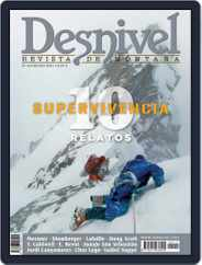 Desnivel (Digital) Subscription March 1st, 2021 Issue
