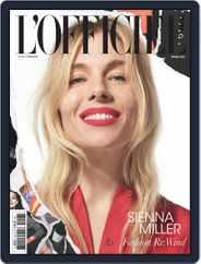 L'officiel Paris (Digital) Subscription February 1st, 2021 Issue