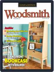 Woodsmith (Digital) Subscription April 1st, 2021 Issue
