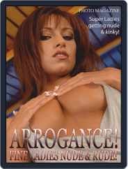 Arrogance Adult Photo (Digital) Subscription March 10th, 2021 Issue