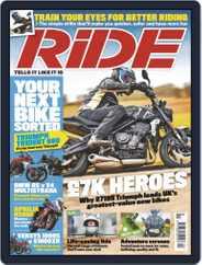 RiDE United Kingdom (Digital) Subscription March 10th, 2021 Issue