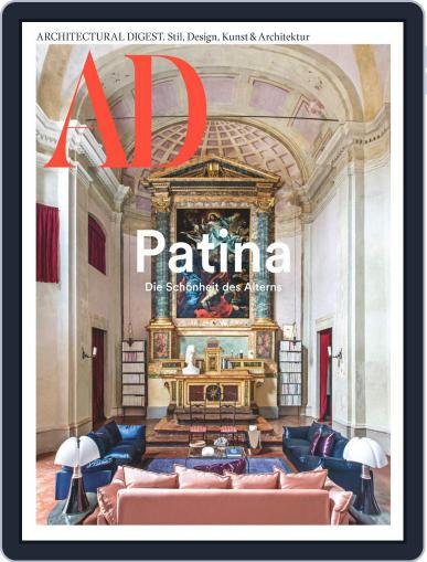AD (D) (Digital) April 1st, 2021 Issue Cover