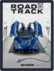 Road & Track Magazine (Digital) Subscription February 1st, 2021 Issue