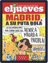 El Jueves (Digital) Subscription March 10th, 2021 Issue