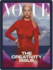 Vogue Australia (Digital) Subscription March 1st, 2021 Issue