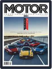 Motor Magazine Australia (Digital) Subscription March 1st, 2021 Issue