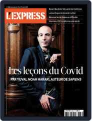 L'express (Digital) Subscription March 11th, 2021 Issue