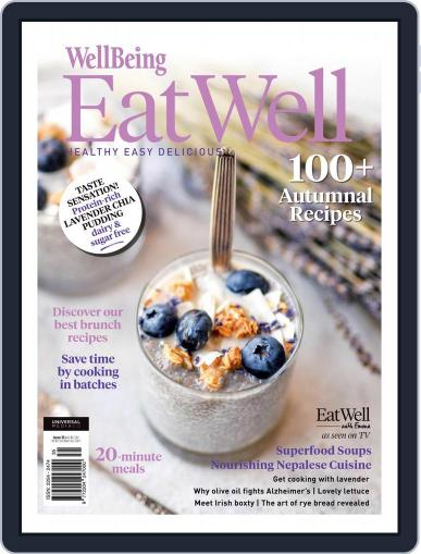 Eat Well February 1st, 2021 Digital Back Issue Cover