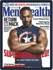 Men's Health Australia (Digital) Subscription April 1st, 2021 Issue
