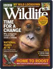 Bbc Wildlife (Digital) Subscription April 1st, 2021 Issue